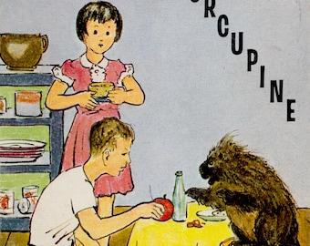 Pricky, A Pet Porcupine