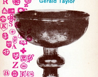 Silver: British Plate from the Middle Ages to the Present Day by Gerald Taylor