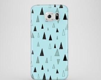 Raining Triangles Samsung S10 case / Samsung Galaxy S9, Samsung S8, Samsung Galaxy S7, iPhone 11 case, triangles iPhone SE 2020 case