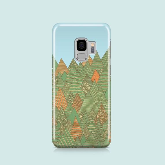 Lovely Forest Samsung S10 Case