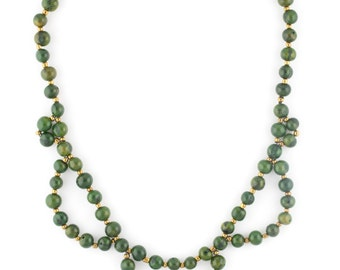 Acai Seed Necklace / Collar Necklace / Bib Necklace / Green Necklace / Acai Seed Jewelry / Acai Necklace / Fair Trade / Acai Jewelry