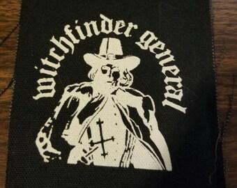 WITCHFINDER GENERAL PATCH