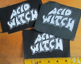 ACID WITCH PATCH