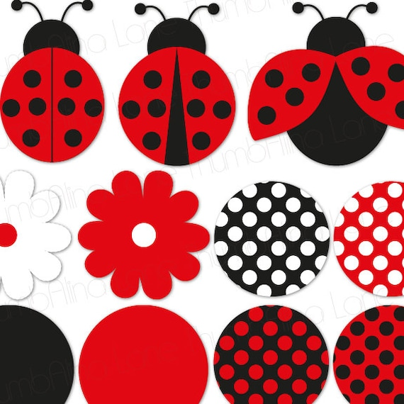 photo about Ladybug Printable titled Ladybug Printable Celebration Banner Putting Decorations, Immediate Obtain, Polka Dots, Do-it-yourself, Birthday, Youngster Shower