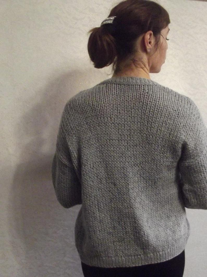 wool cardigan