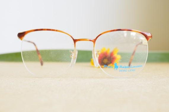 Vintage Eyeglasses 1980s/Glasses/New Old Stock/hi… - image 1
