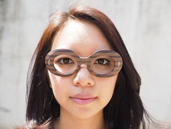 Vintage Eyeglasses/ 1960s Eyeglasses/ Suntimer By