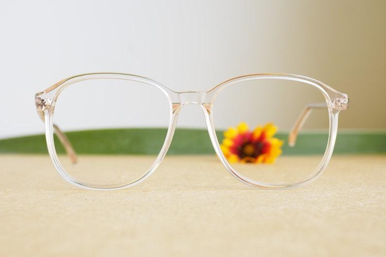4a8e0f6824a Vintage Eyeglasses 1980s Glasses New Old