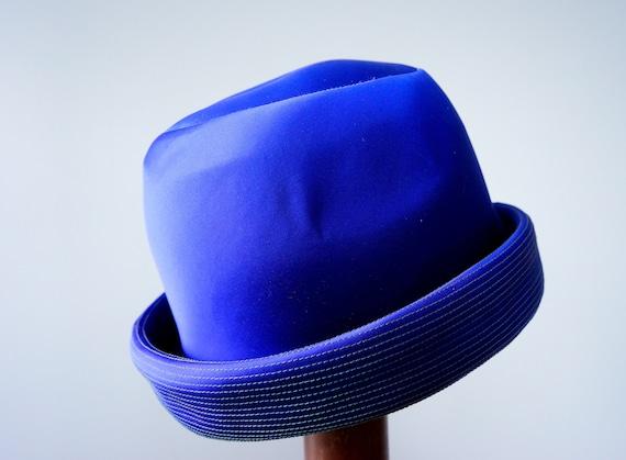 Vintage Elsa Schiaparelli Cloche Hat, Vintage Hat… - image 7