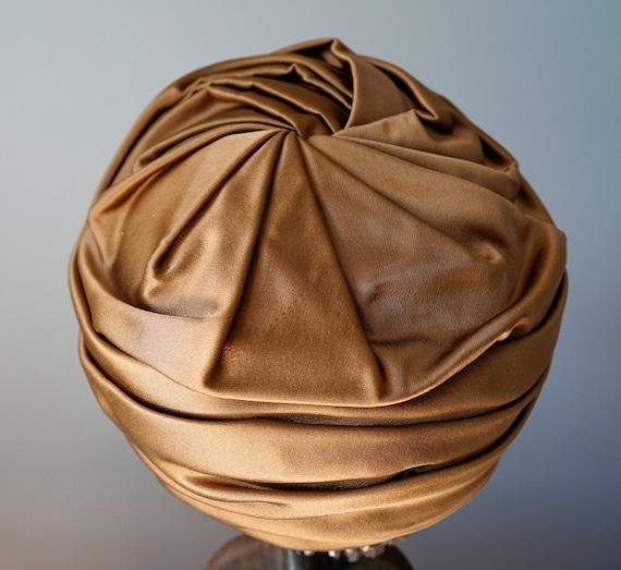 Vintage Christian Dior Turban with Hatbox, Vintag… - image 8