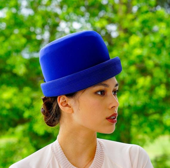 Vintage Elsa Schiaparelli Cloche Hat, Vintage Hat… - image 4