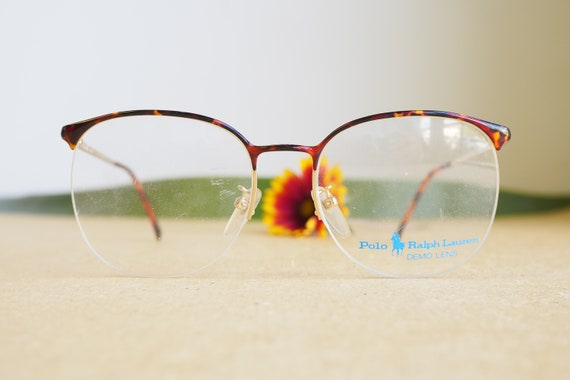 Vintage Eyeglasses 1980s/Glasses/New Old Stock/hi… - image 3