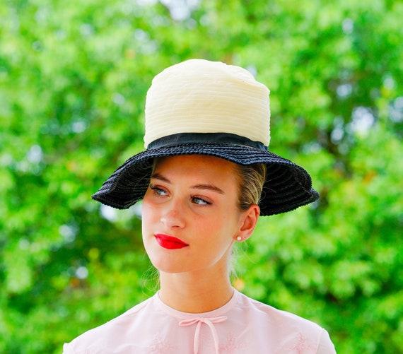 Vintage Vagabond Hat, Floppy Hat, Slouch Brim Hat,