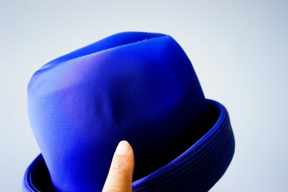Vintage Elsa Schiaparelli Cloche Hat, Vintage Hat… - image 10