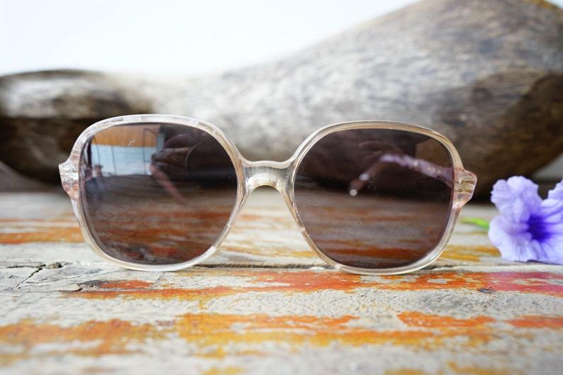 b227ed1b9 Vintage Diane Von Furstenberg Sunglasses Oversize Retro | Etsy