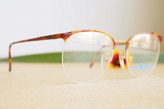 Vintage Eyeglasses 1980s/Glasses/New Old Stock/hi… - image 4