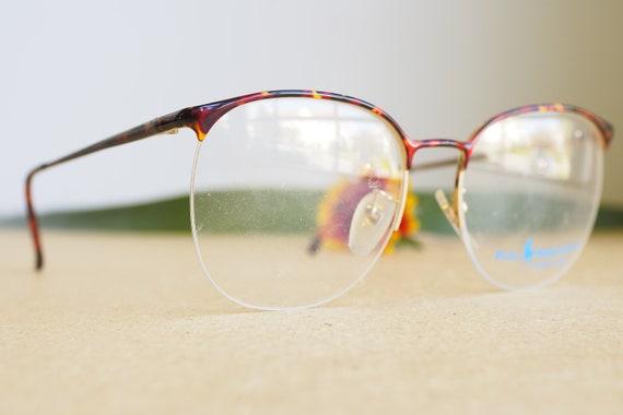Vintage Eyeglasses 1980s/Glasses/New Old Stock/hi… - image 6