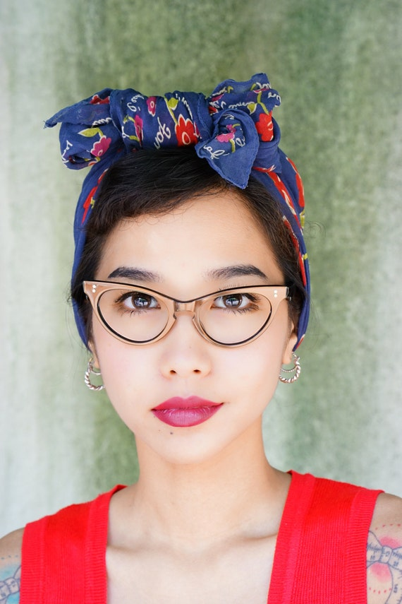 4fce6e3f1e9 Vintage Cat Eye Frame from 1960s  Vintage Eyeglass  Made In