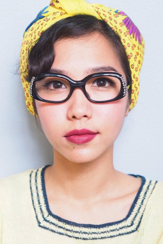 Reserved for Beverly--Vintage Eyeglasses/ 1960s Ey