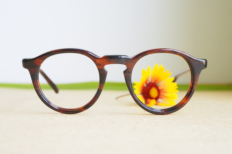 216d023d396 Vintage May Optical Eyeglasses 1970s Glasses Safety Glasses Made in USA  hipster Frames Made In USA Mansfield Style Tortoiseshell Rare