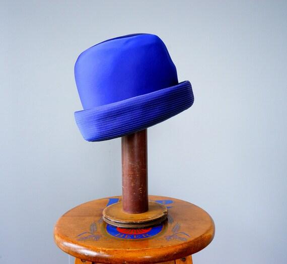 Vintage Elsa Schiaparelli Cloche Hat, Vintage Hat… - image 5