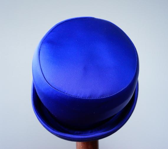 Vintage Elsa Schiaparelli Cloche Hat, Vintage Hat… - image 8