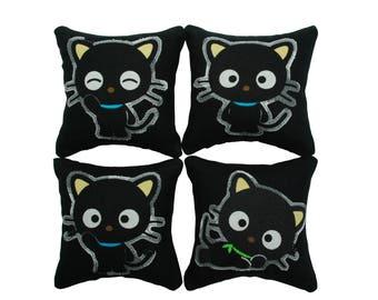 Chococat Catnip Pillows (set of 4)