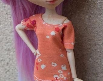 Pullip ~ Flowery Tshirt | doll