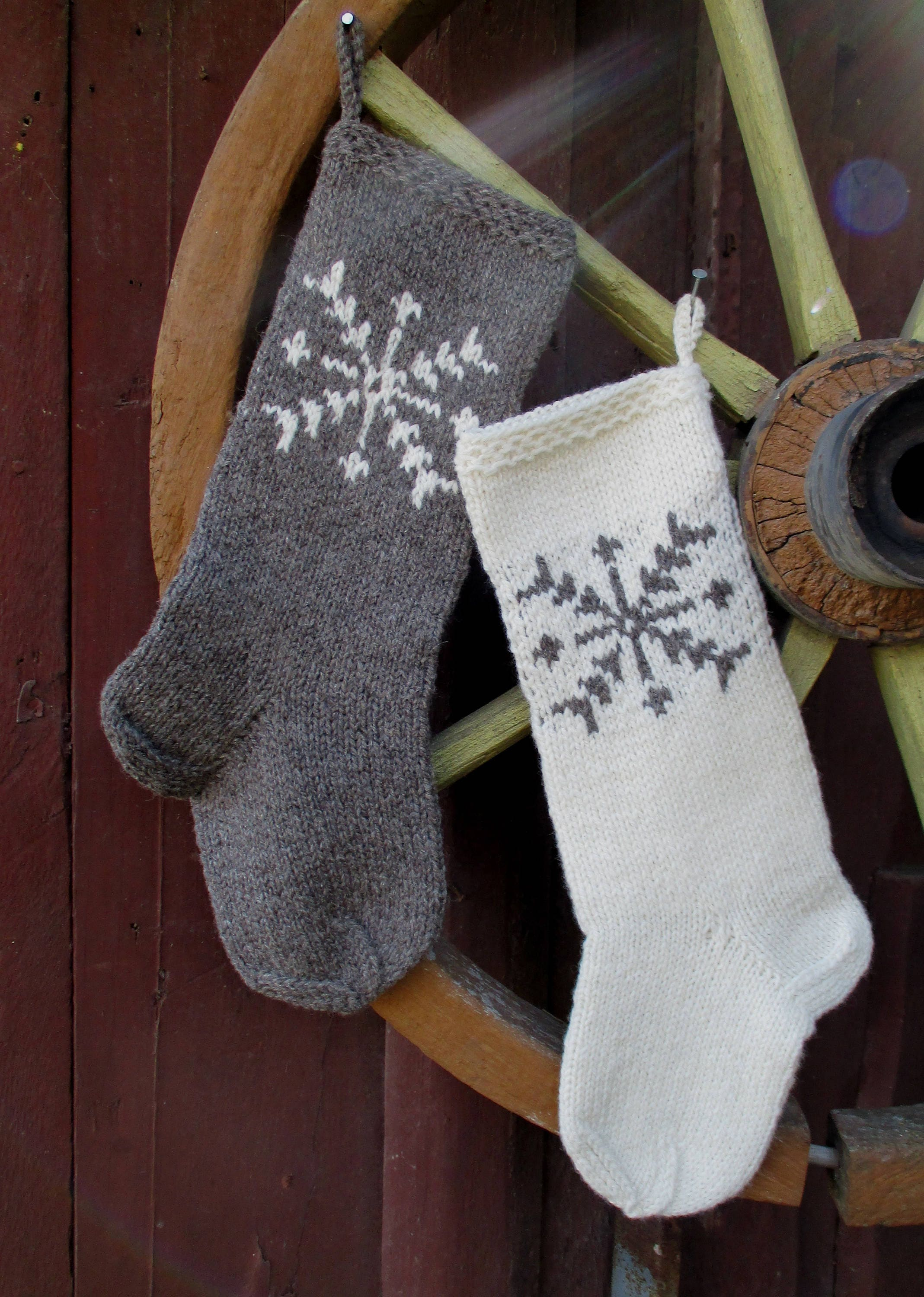 WILL SHIP IN 2019 Knit Christmas Stockings 20