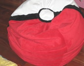 FREE Shipping USA -POKEMON- Only Cover, Zippered Liner, Easy Fill Directions -No Fill- Up To Age 5