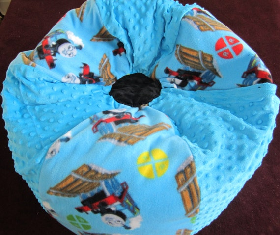 Merveilleux THOMAS The TRAIN Bean Bag Chair ADD A Name Stuffed Toy U0026