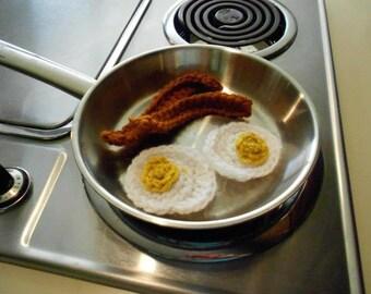 Crochet Breakfast