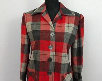 411cf229 1940s 49er Jacket by Kerrybrooke
