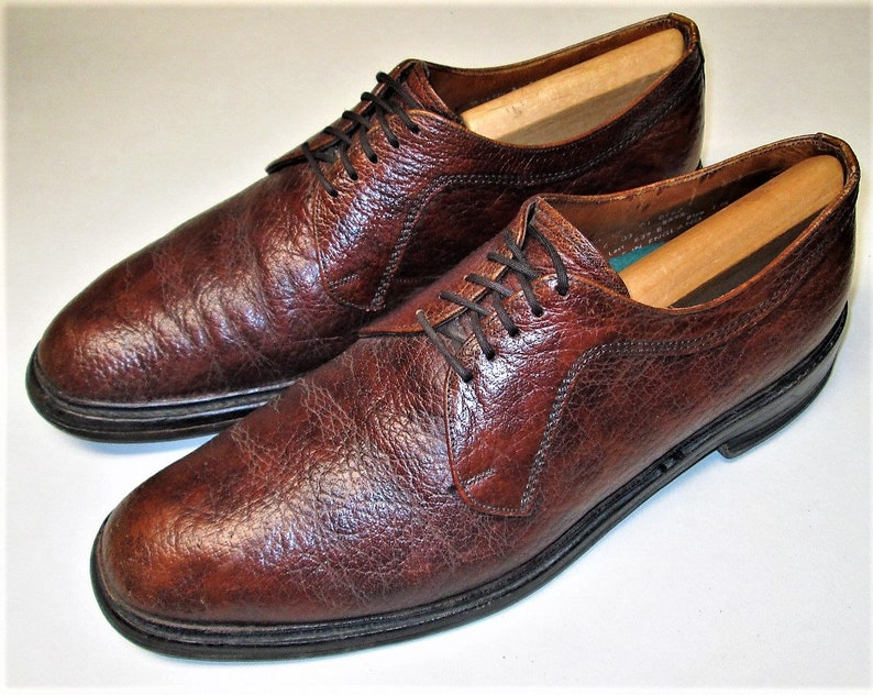 e3ac8dccbc88 Ambassador Men s Size 11 1 2 D US Oxford Dress Shoes.
