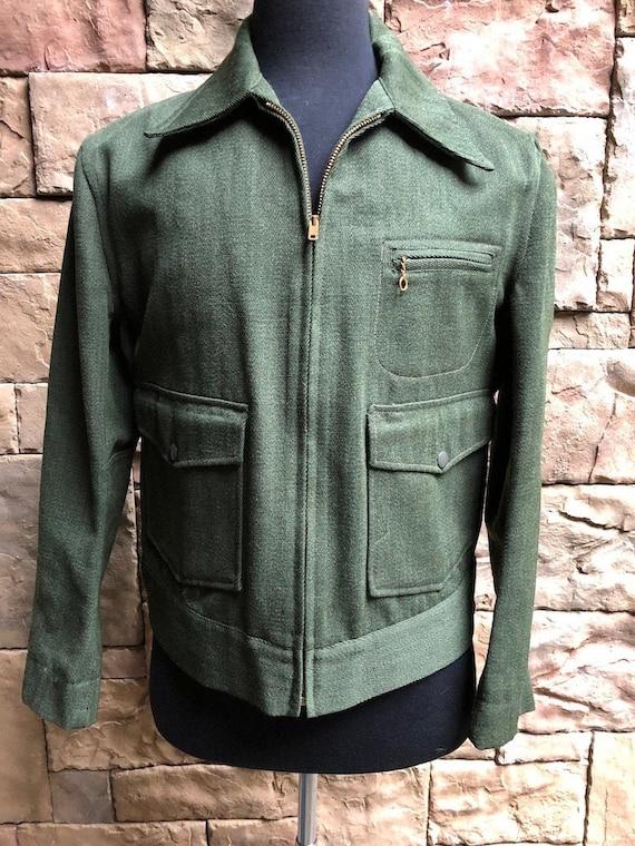 Ranger Whipcord Jacket, Ricky Jacket,