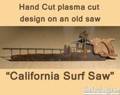 Metal Art California Surf...