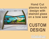 CUSTOM DESIGN - Hand cut ...