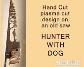 Metal Art Hunter Girl and...
