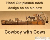 Metal Art Southwest Cowbo...