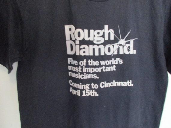 Rough Diamond Cincinnati 1970 S T Shirt Uriah Heep Humble Etsy