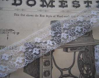 Sentimental Victorian Lace Trim Lot No.102