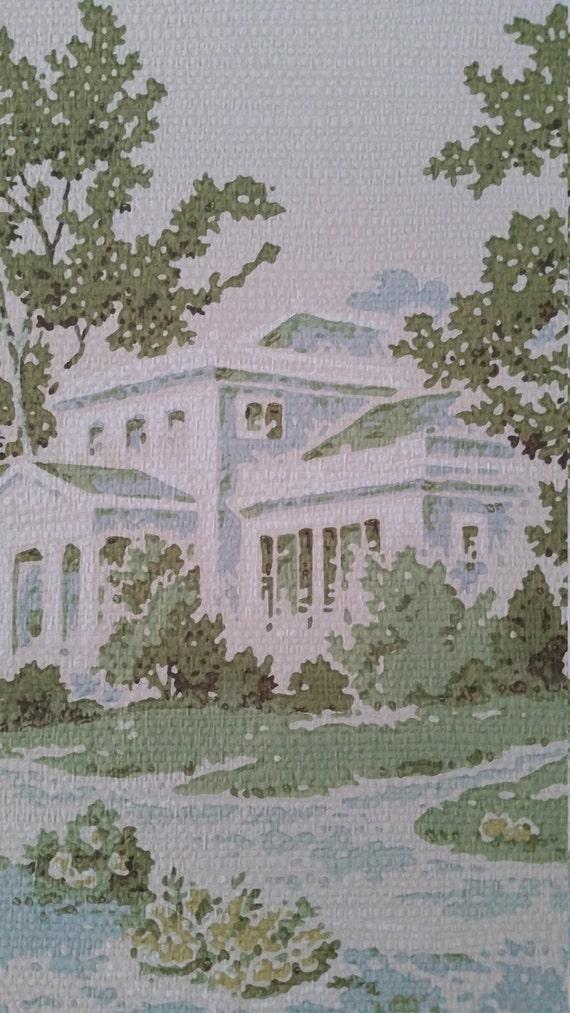 20 Pc Vintage And Antique Wallpaper Assortment Lot No01 Etsy