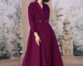 wool coat, 100 cashmere coat, maxi wool coat, maxi cashmere coat, long overcoat, winter coat, maxi coat, black, mulberry coat Linennaive