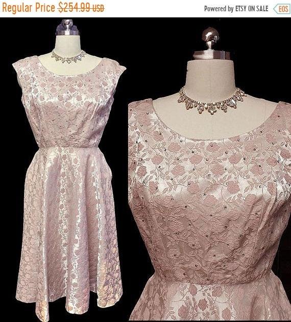 SUMMER SALE Vintage Jerry Gilden Spectator Pink Br