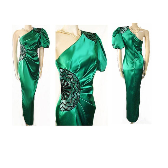 HOLIDAYSALE2020 Vintage Miss Bergdorf Evening Gown