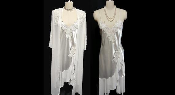 HOLIDAYSALE2020 Bridal Chantilly Lace Satin Peigno