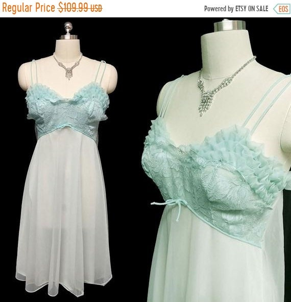 CLEARANCE SALE Vintage Vanity Fair Double Nylon Ru