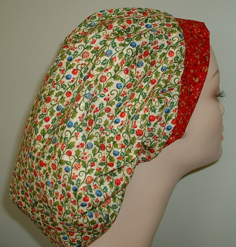 Surgical Scrub Hats//Caps ~ Golden Pinwheels