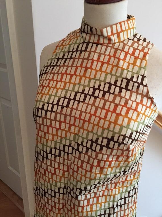 Tori Richard Honolulu Long Dress Maxi  Vintage siz