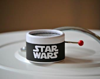 Star Wars Music box. Hand Cranked